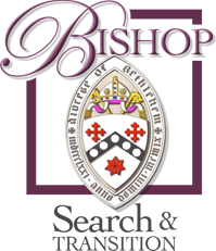 Bishop Search and Transition